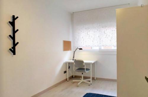 Welcoming single bedroom in residential San Diego  - Gallery -  2