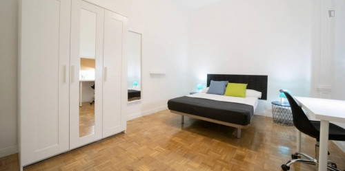 Welcoming single bedroom in Chueca-Justicia  - Gallery -  2