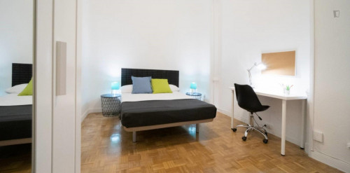 Welcoming single bedroom in Chueca-Justicia  - Gallery -  1
