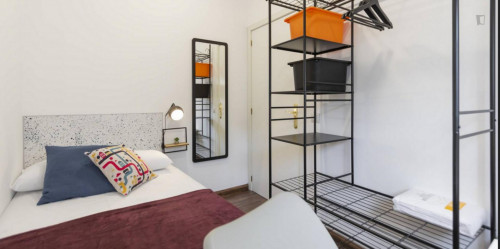 Wonderful single bedroom in Malasaña  - Gallery -  1