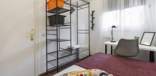 Wonderful single bedroom in Malasaña  - Gallery -  2