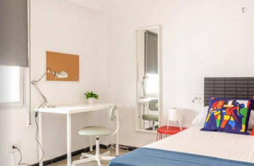 Very nice double bedroom in Ciudad Universitária  - Gallery -  1