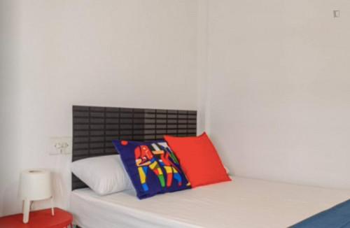 Very nice double bedroom in Ciudad Universitária  - Gallery -  3