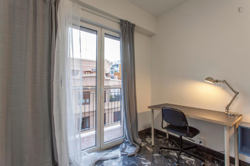 Superb double ensuite bedroom with a balcony, in Sant Francesc  - Gallery -  3