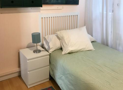 Wonderful single bedroom in Ríos rosas  - Gallery -  1