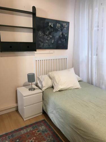 Wonderful single bedroom in Ríos rosas  - Gallery -  3
