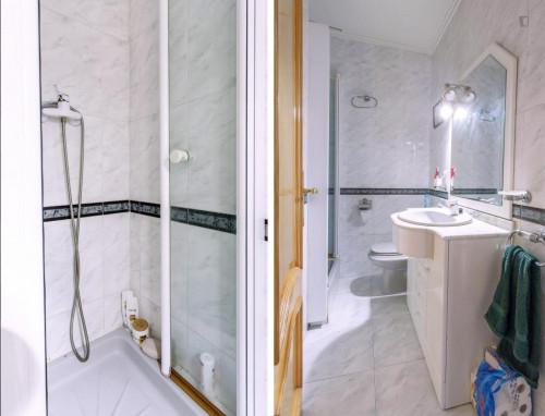 Very nice single bedroom near the Túria metro  - Gallery -  3