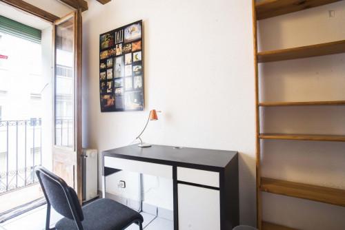 Very cool double bedroom in El Raval  - Gallery -  3