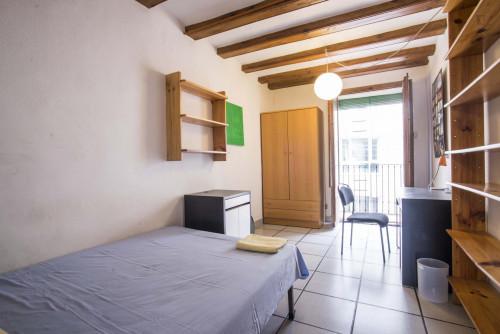 Very cool double bedroom in El Raval  - Gallery -  1
