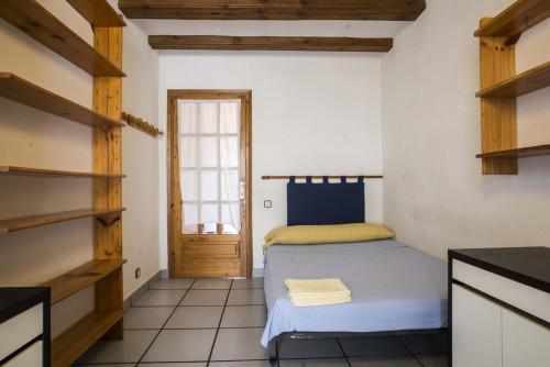 Very cool double bedroom in El Raval  - Gallery -  5