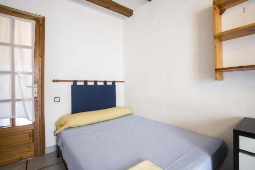 Very cool double bedroom in El Raval  - Gallery -  4