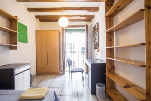 Very cool double bedroom in El Raval  - Gallery -  2