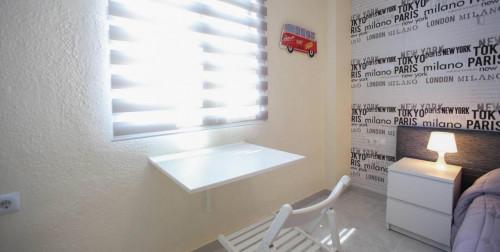 Twin bedroom in 3-bedroom apartment  - Gallery -  2