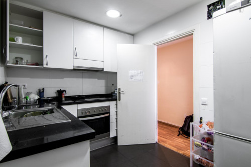 Very nice double bedroom near the Sants metro station  - Gallery -  6