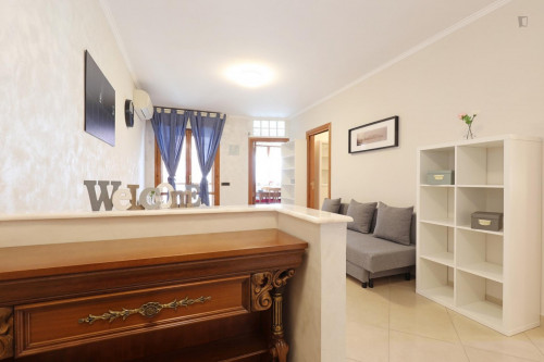 Very cool double bedroom near the S. Maria del Soccorso metro  - Gallery -  7