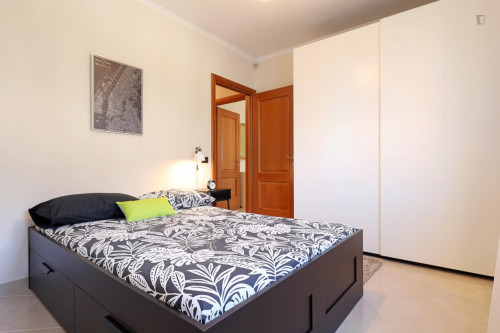 Very cool double bedroom near the S. Maria del Soccorso metro  - Gallery -  5