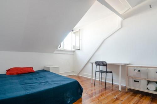 Very cool single bedroom near ISEG  - Gallery -  1