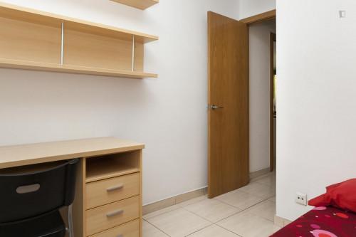 Suitable single bedroom in a 2-bedroom apartment, in L'Hospitalet de Llobregat  - Gallery -  3