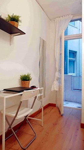 Wonderful double bedroom close to Urquinaona metro station  - Gallery -  2
