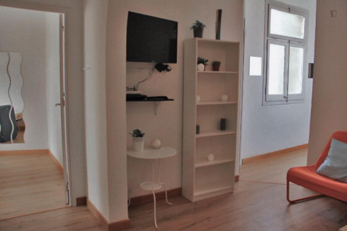 Wonderful double bedroom close to Urquinaona metro station  - Gallery -  6
