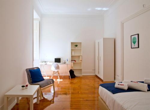 Tasteful double bedroom in Saldanha  - Gallery -  1