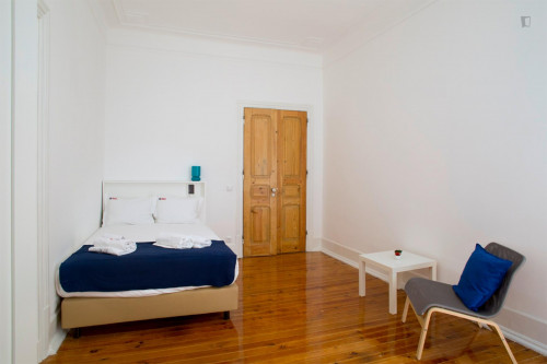 Tasteful double bedroom in Saldanha  - Gallery -  3