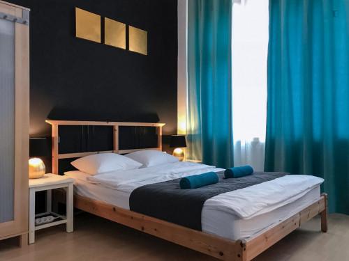 Nice double bedroom nearby University of Economics