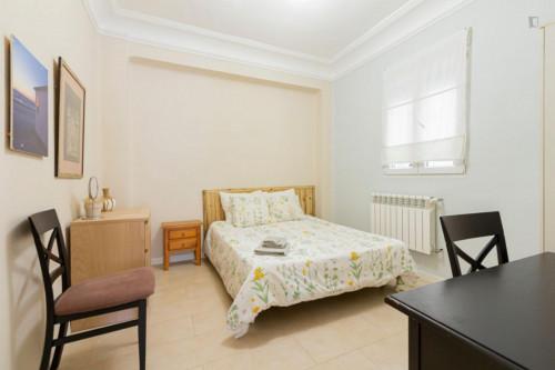 Very nice single bedroom close to Parque de Berlin  - Gallery -  1