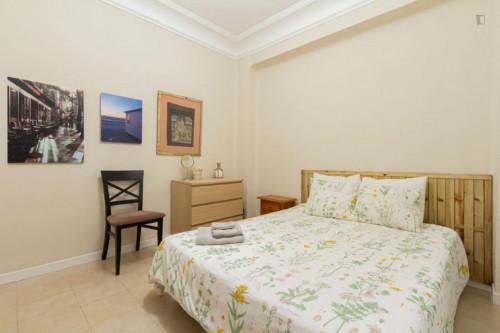 Very nice single bedroom close to Parque de Berlin  - Gallery -  3
