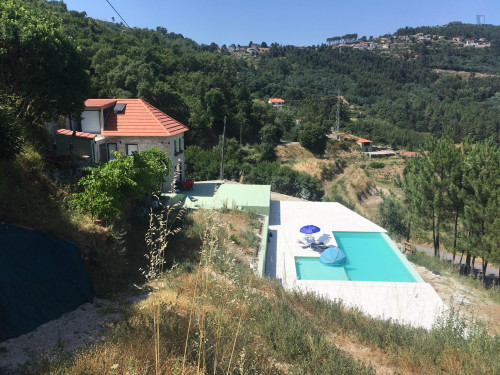 Superb Douro Villa with 2 bedrooms and outdoor area - near Aregos train station  - Gallery -  1