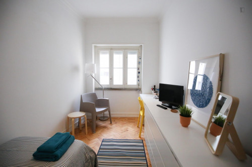 Well-located single room in Arroios, near Instituto Superior Técnico  - Gallery -  3