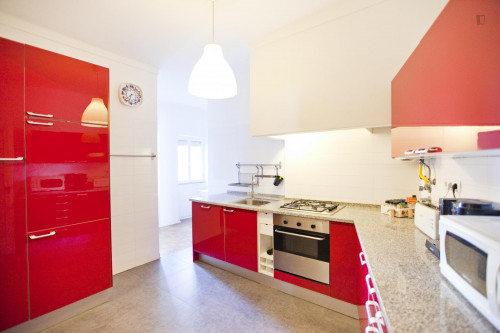 Welcoming single bedroom near Parque Eduardo VII  - Gallery -  3