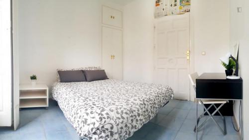 Tasteful double bedroom near the popular Puerta del Sol area  - Gallery -  1
