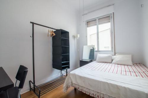 Tasteful double bedroom near Escuela Técnica Superior de Ingeniería  - Gallery -  1
