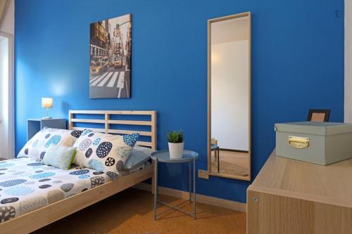 Tasteful double bedroom near the Garbatella metro  - Gallery -  3