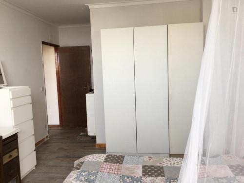 """""""reservado"""" room, at Casa da Vinha"""