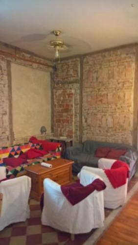 Warm single bedroom near Plaza del Dos de Mayo  - Gallery -  3