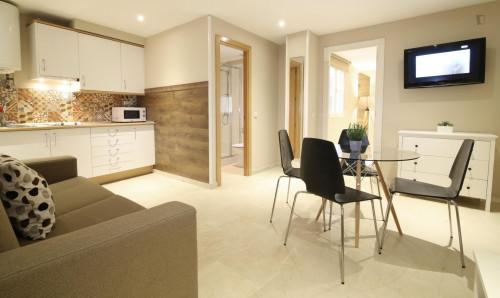 Wonderful 1-bedroom apartment near Plaza Mayor  - Gallery -  3
