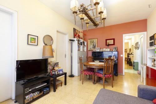 Very nice single bedroom, in a 4-bedroom flat, in Eixample  - Gallery -  8