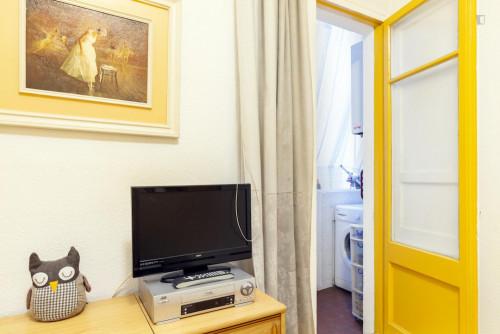 Very nice single bedroom, in a 4-bedroom flat, in Eixample  - Gallery -  9