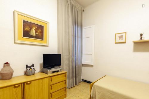 Very nice single bedroom, in a 4-bedroom flat, in Eixample  - Gallery -  4
