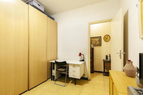 Very nice single bedroom, in a 4-bedroom flat, in Eixample  - Gallery -  3