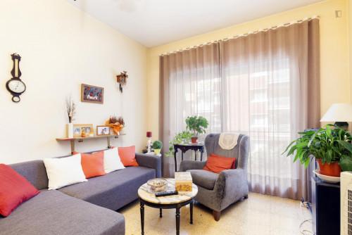Very nice single bedroom, in a 4-bedroom flat, in Eixample  - Gallery -  6