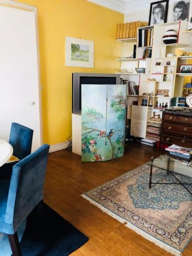 Vintage double bedroom around Eiffel Tower  - Gallery -  3