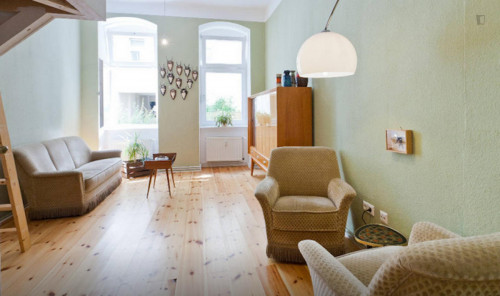 Very cool studio in the Wedding neighbourhood  - Gallery -  4