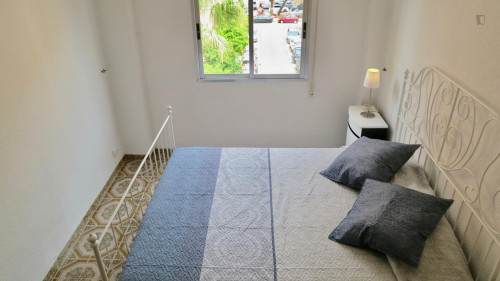 Your cosy place in Valencia. 4-room apartment, air condition, WiFi  - Gallery -  4
