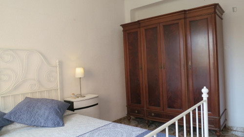Your cosy place in Valencia. 4-room apartment, air condition, WiFi  - Gallery -  2