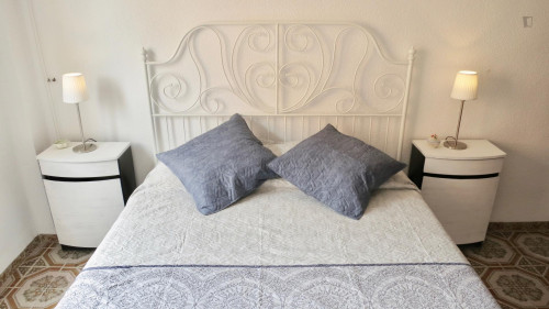 Your cosy place in Valencia. 4-room apartment, air condition, WiFi  - Gallery -  1
