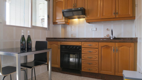 Your cosy place in Valencia. 4-room apartment, air condition, WiFi  - Gallery -  9