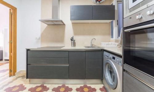 Superb double bedroom in student-popular El Pla del Real neighbourhood  - Gallery -  3